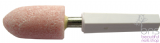 Pink Pedicure Stone / mandrel